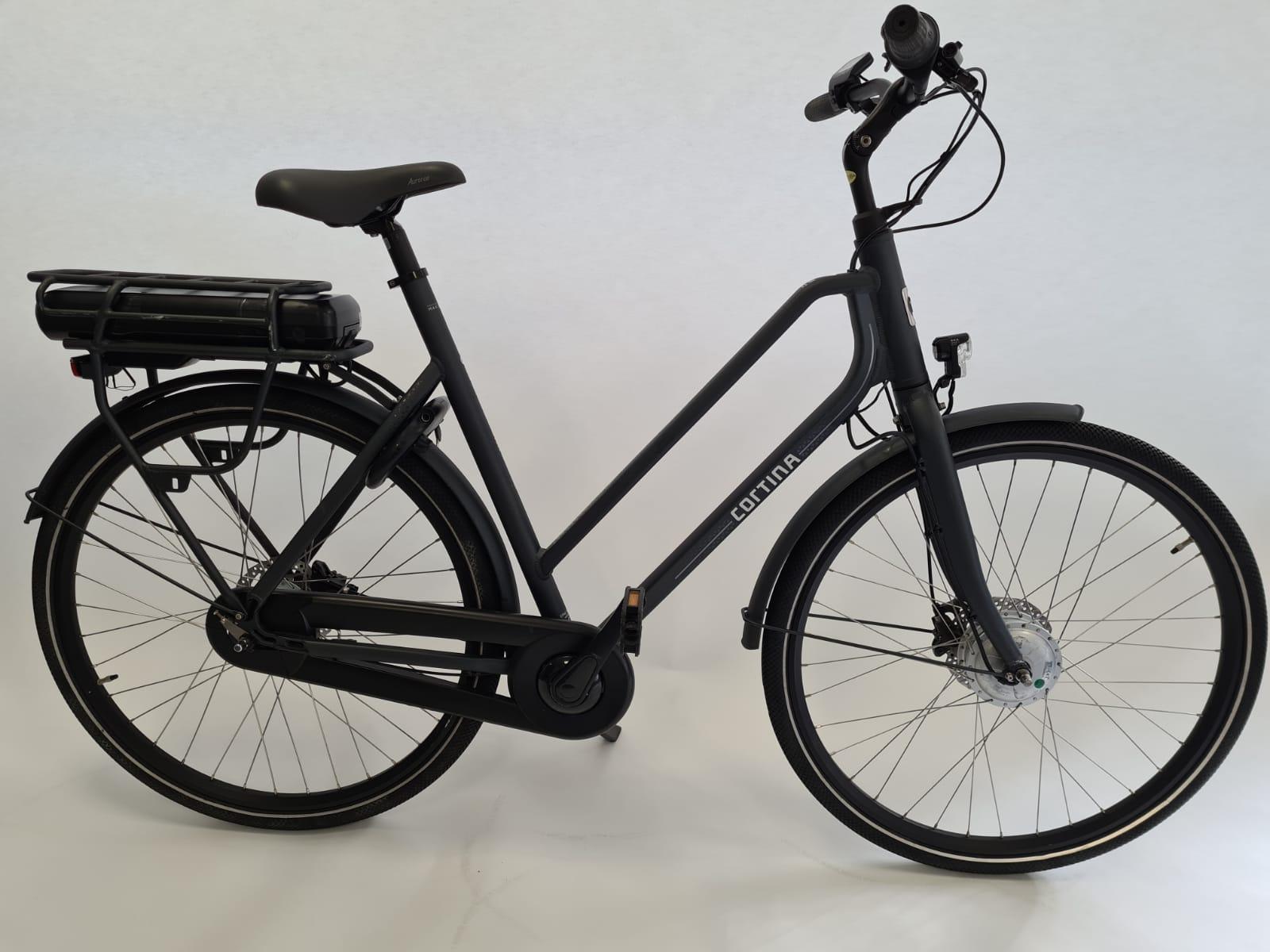 Cortina e bike